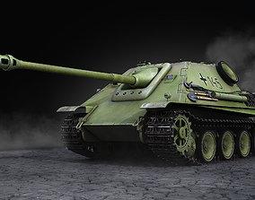 Jagdpanther Sd Kfz 173 3D