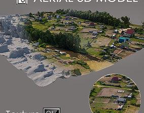 3D Aerial scan 12