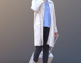 3D asset Francine 10349 - Walking Pharmaceutical