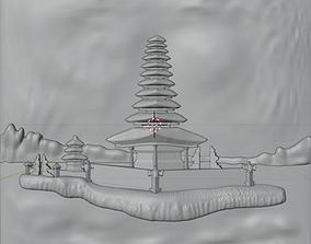 Ulun Danu Bali 3D print model