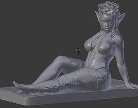 3D print model Elf girls
