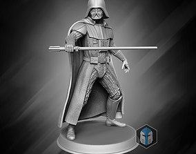 3D printable model Darth Vader Figurine - Relentless