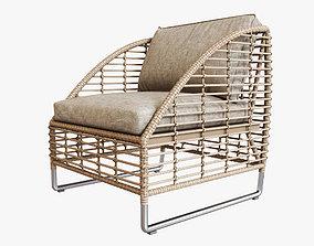 Season Sun Chair 3D model