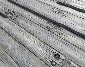 Medieval Floor 3D asset