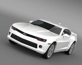 Chevrolet Camaro RS 2010 3D model