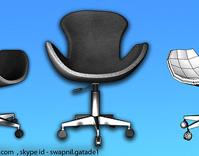 3D model realtime Office Chair