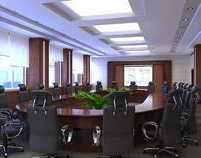 Conference Room 15 3D