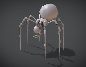 Spider Droid 3D printable model