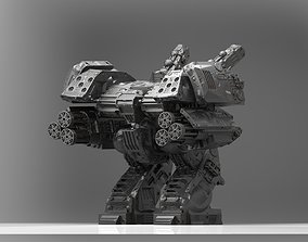 3D printable model Odium Regional Purifier Mech