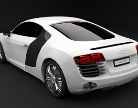 3D print model 2017 Audi R8
