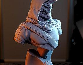 3D printable model Cayde-6 Destiny Bust