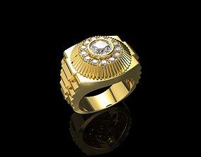 3D print model Gold N660 silver