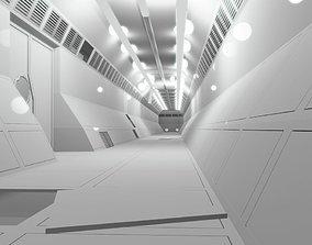 3D Sci-fi Tonnels Pack
