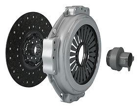 3D model Lut Clutch Disc