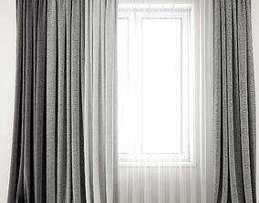 Curtain70 3D model