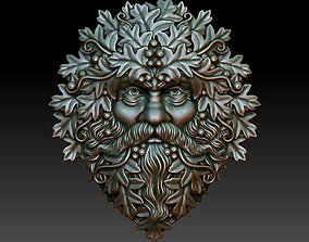 Greenman 2 3D printable model
