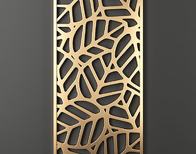 3D model Decorative panel 96