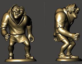 3D print model Hunchback of Notre Dame toy soldier