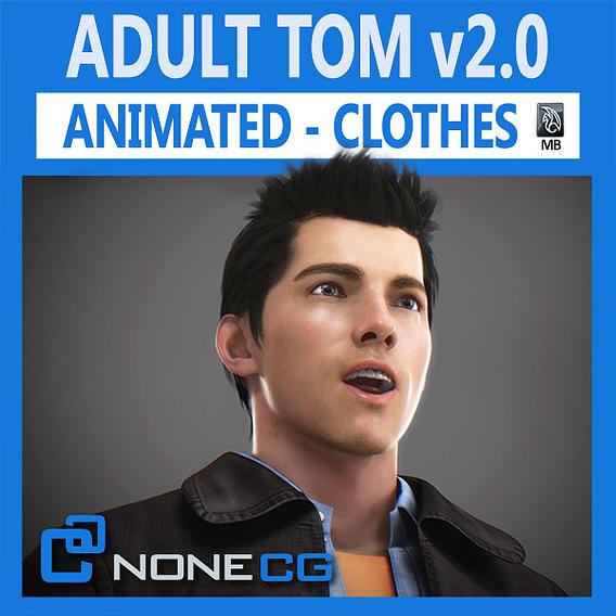 ADULT MALE TOM V2