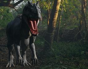 Indominus Rex animals 3D model