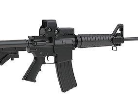 Colt Canada C8A1 3D model