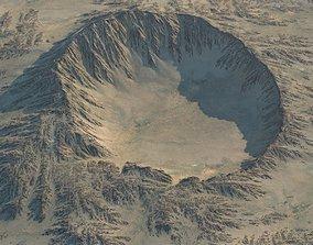 3D Crater 002