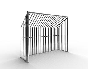 Football Gates Type 1 3D model