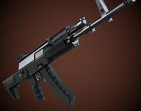 3D model AK 12