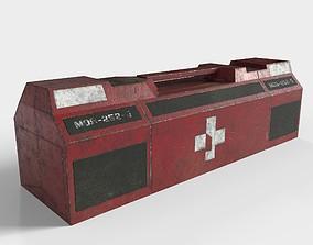 Sci-fi Medic Box 3D model
