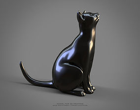 The Cat 3D printable model