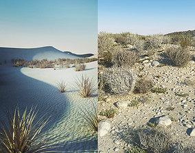 3D model Desert Collection 001