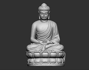 sculptures Buddha statue 3D printable model