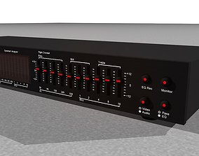 3D Graphic Equalizer - AudioSource 10 Band EQ