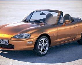 Mazda MX-5 1999 3D model