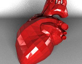 3D HeartVase