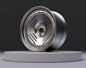 L4G wheel 3D asset