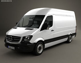 Mercedes sprinter 3D Models | CGTrader