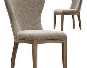 3D model Dantone Home Oxford chair