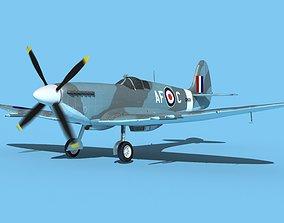 Supermarine Spitfire MkXII V03 3D
