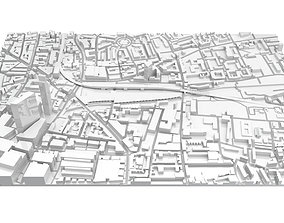 London - Shoreditch - Bishopsgate Goods Yard 3D