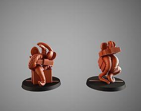 3D printable model Evil christmas gift