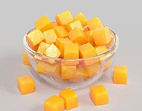 Mango cube 3D