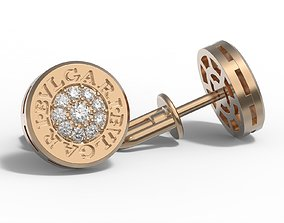 3D print model Another BVLGARI style studs