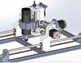 3d printed cnc parts