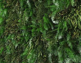 Green Wall 1 3D