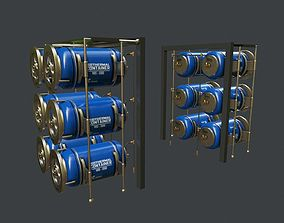 3D model Chemical Container 2