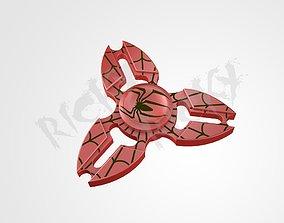 toy Spiderman Spinner 3D printable model