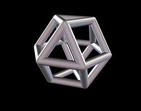 3D printable model 016 Mathart - Archimedean Solids - 4