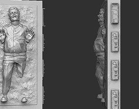 3D print model Star Wars Statue - George in