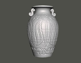 Urn Vase 3D Scan